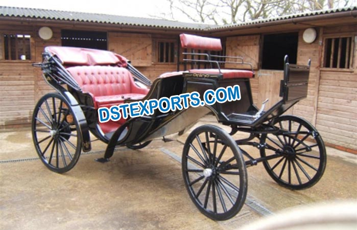 Vis A Vis Horse Drawn Carriages For Sale