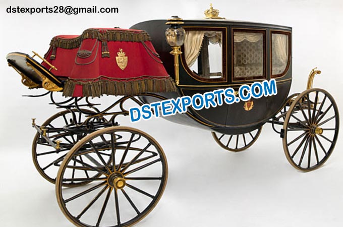 Wedding Luxurious Royal Horse Carriages