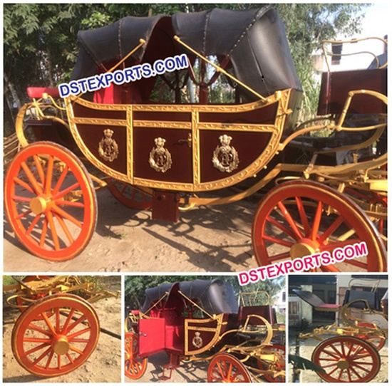 Royal Horse Drawn Baghis Manufacturers