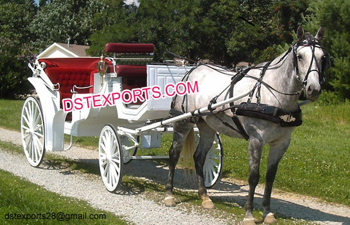 Wedding Horse Carriage Manufacturer