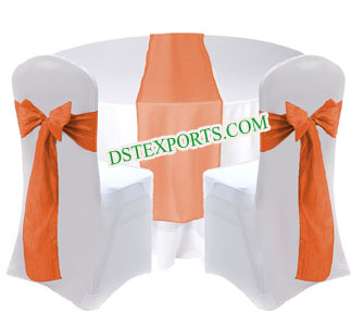 BANQUET HALL CHAIR COVERS AND TABLE CLOTHES