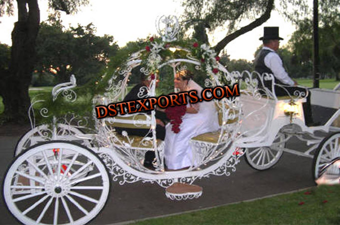 New Cinderella Horse Carriage