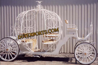 Latest Cinderella Wedding Carriages