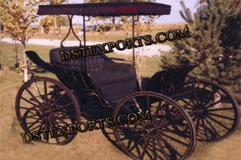Horse Drawn Pheaton Carriages