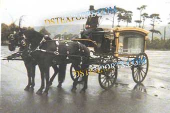 Horse Drawn Funerals Buggy