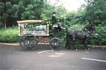 Funeral Horse Carriage Manufacturer
