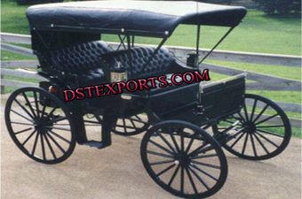 Compact Horse Drawn Carriages