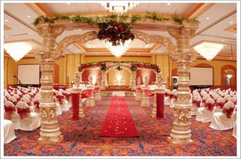 Devdas Wedding Mandap Gates