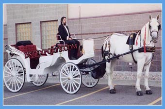 Romantic Horse Carriages Manufacturer