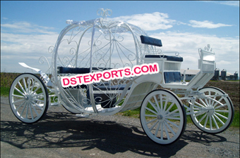 Wedding New Cinderella Carriages