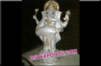 Wedding Ganesha Welcome Statues