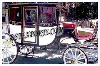 Royal Horse Drawn Carriage For Sale