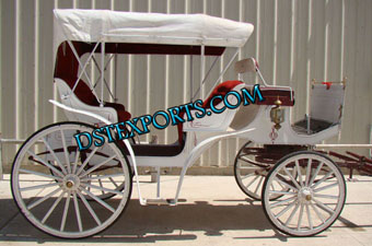 Full Hood Victoria Carriages For Sale