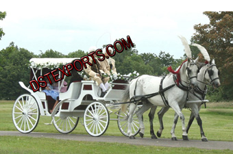 Wedding New Horse Drawn Carriage