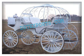 New Cinderella Horse Drawn Carriage For Sale