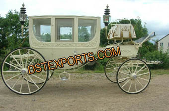 New Royal Wedding Carriage For Supplier