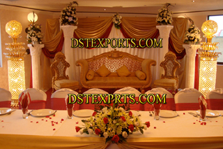 Beautiful Asian Wedding Stage For Sale