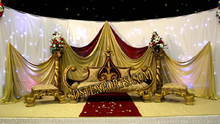Indian King Wedding Furnitures
