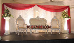 Asian Wedding Pearl Furnitures