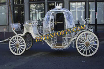 Hotel Touring Cinderella Horse Carriage