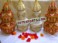 WEDDING DECORATIVE POTS