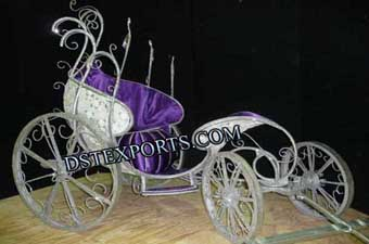 New Style Cinderella Horse Carriage