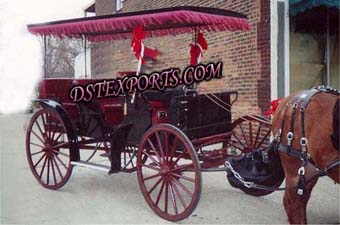 New Wedding Festival Carriage For Sale
