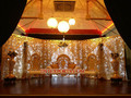 WALIMA GOLD CARVING STAGE SET