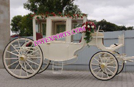 HORSE DRAWN AIR CONDITION CARRIAGE