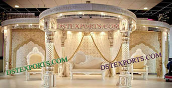 GRAND WEDDING MANDAP
