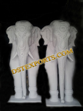 WEDDING WELCOME GATE ELEPHANT STATUES