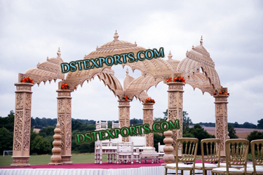 INDIAN WEDDING TEMPLE MANDAP