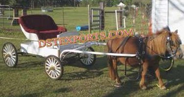 SMALL PONY CARRIAGE