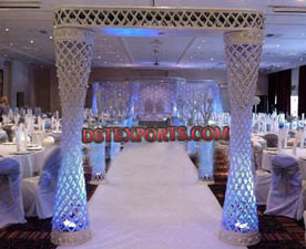 WEDDING CUTTING CRYSTAL GATE