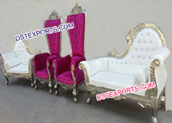 Asian Wedding Decorated Stage Furniture For Sale