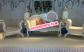 Asian Wedding Stylish Love Furniture Set