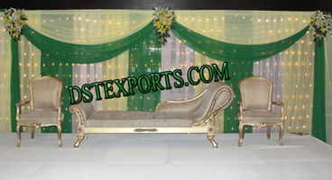 LATEST ASIAN WEDDING STYLISH FURNITURE