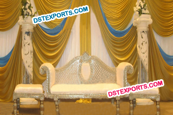 Asian Wedding Stage Furniture For Sale