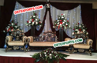 Arabian Wedding Stage Furniture For Sale