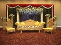 ROYAL WEDDING CARVED SOFA SET