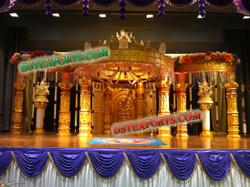 SOUTH INDIAN WEDDING MANDAPAM SET