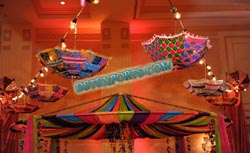 RAJASTHANI WEDDING DECOR UMBERALAS