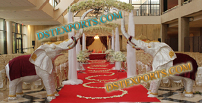 WEDDING ELEPHANT STYLE WEDDING GATE