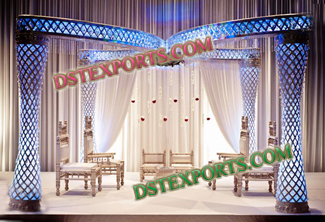 WEDDING EXCLUSIVE BUTTERFLY MANDAP