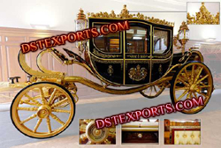 ROYAL HONOUR HORSE DRAWN CARRIAGE