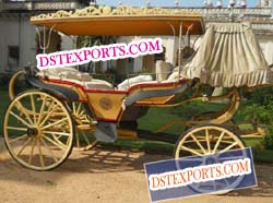 ROYAL TOURING HORSE BUGGY