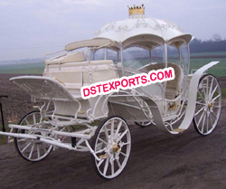 HORSE DRAWN CINDERELLA BUGGY