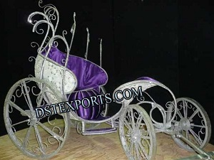 WEDDING BRIDE HORSE CARRIAGE