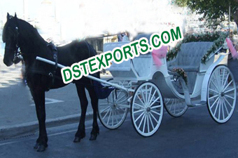 Latest White Horse Carriages