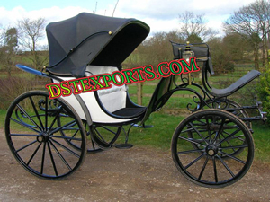 Wedding New Black Carriages